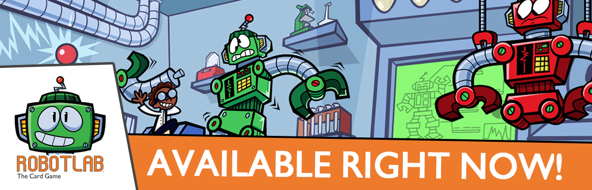 RobotLab is available right now!